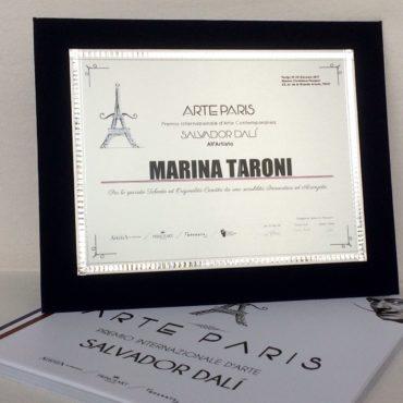 Arte Paris Premio Salvador Dalì