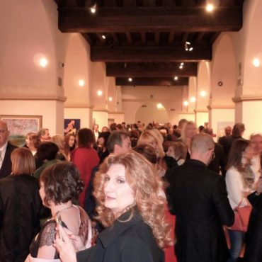 Vernissage L'Arte in Villa