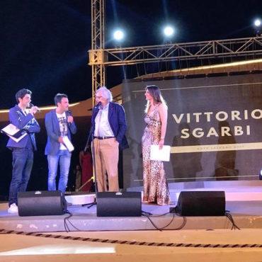 Vittorio Sgarbi direttore artistico
