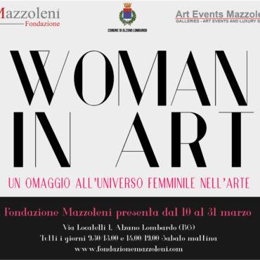 Woman in Art - Fondazione Mazzoleni