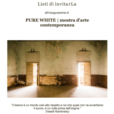 Invito Pure White