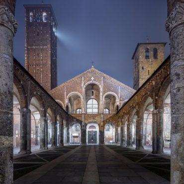 Basilica S. Ambrogio Milano