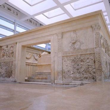 Museo Ara Pacis Roma