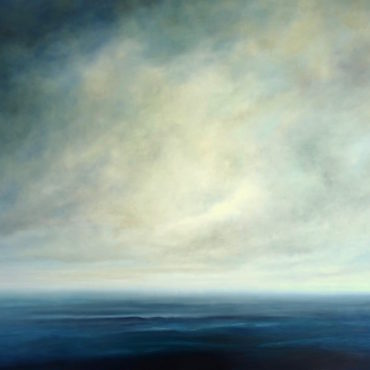 Marina Taroni - ANIMA NUDA - olio su tela - cm 120 x 100