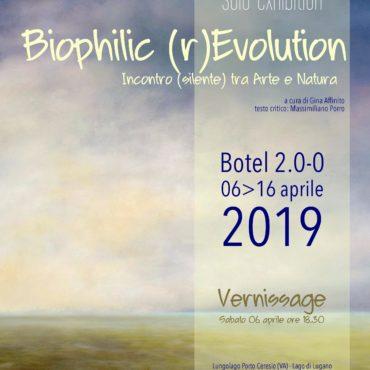 Marina Taroni pittrice - Biophilic (r)Evolution