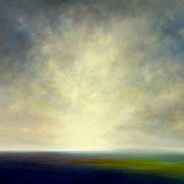Marina Taroni - L'ESSENZA - olio su tela - cm 120 x 100